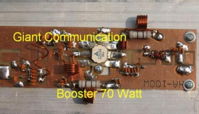 Booster Pemancar FM 100 Watt