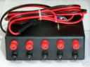DC Bar 30 Amps Volt Distibution