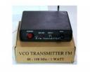 Pemancar FM 1W VCO