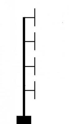 VHF - Repeater 4 bays VHF