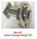 Bird 4240-002 QC Type 7/8