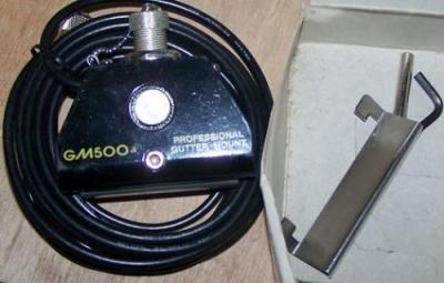 Antena Mobil - Bracket GM-500