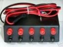 DC Bar 30 Amps Volt Distibution