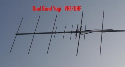 Yagi - DualBand VHF-UHF