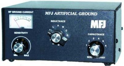 HF - MFJ-931 Artificial Ground