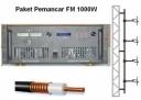Paket Pemancar FM 1000 Watt