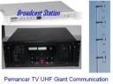 Paket Pemancar TV UHF 200 Watt