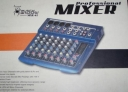 Professional Mixer 6 Channel