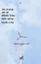 Vertical 6dB Super Gain 88-108Mz